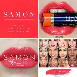 Samon LipSense Makeup Senegence